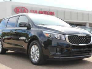 2018 Kia Sedona LX+, HEATED SEATS, BACKUP CAM, BLUETOOTH, AUX/US