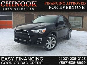 2014 Mitsubishi RVR GT AWD-Nav,Rmt Start,Leathr,Sunroof,Rear Cam