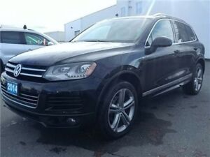 2014 Volkswagen Touareg 3.0 Highline TDI w/R-Line Package