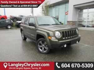 2015 Jeep Patriot Sport/North <B>*ACCIDENT FREE*1 OWNER*LEATH...