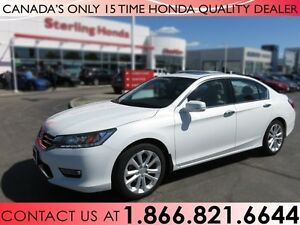 2013 Honda Accord TOURING V6 | NO ACCIDENTS | REMOTE STARTER