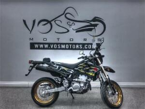 2018 Suzuki DRZ400SML8 - FO-DRZ400SM8- No Payments for 1 Year**
