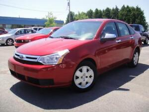 2009 ford focus no accidents great on gas