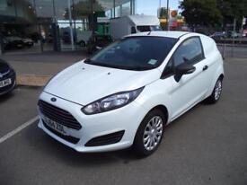 Ford Fiesta 1.5 Tdci Van 75 Ps Euro 5 DIESEL MANUAL WHITE (2014)