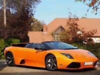 2007 Lamborghini Murcielago 6.5 LP640 4WD 2dr Convertible Petrol Manual