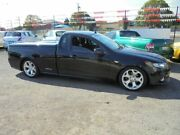2009 Ford Falcon FG XR6 Ute Super Cab Black 5 Speed Sports Automatic Utility Moorabbin Kingston Area Preview