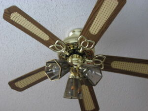 Fan lite brass 3 speed south edm indoor lighting fans fan lite brass 3 speed south edm aloadofball Images