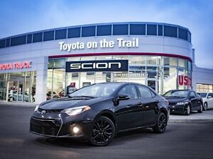 2015 Toyota Corolla S, Heated Seats, Leather Bolsters, Touch Scr
