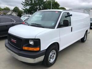 2017 GMC Savana 2500 EXT