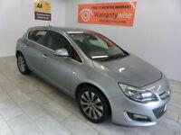 2013 Vauxhall/Opel Astra 2.0CDTi 16v ( 165ps ) auto SE