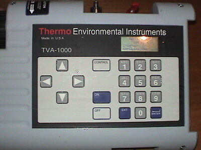 Thermo Electron Tva1000 Or Tva1000b Repair Estimate Only