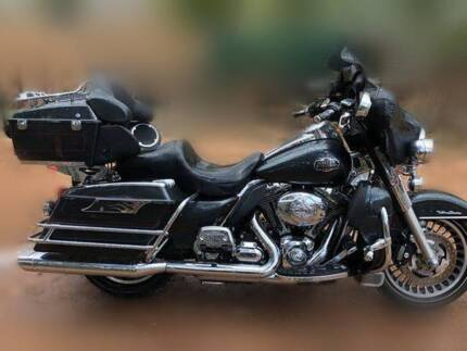Harley Davidson 2009 Ultra Classic Electra Glide Two Wells Mallala Area Preview