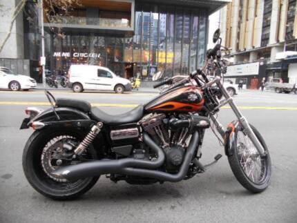 2012 Harley-Davidson Wide Glide 1690cc