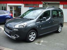 Peugeot Partner 1.6HDi 115bhp Tepee Outdoor Citroen Berlingo Multispace mpv A/C