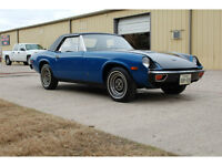 Jensen Healey Owners / information / parts / junk cars