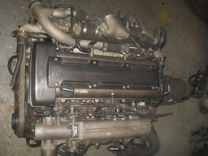 TOYOTA SUPRA 2JZ GTE TWIN TURBO ENGINE A/T JDM SUPRA 2JZ GS300