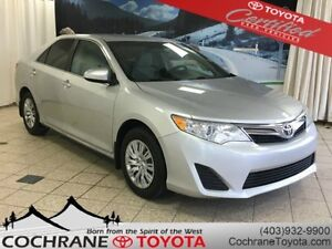 2014 Toyota Camry ONLY $118.06 BI-WEEKLY OAC!!!