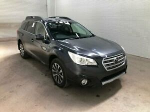 2015 Subaru Outback B6A MY15 2.5I CVT AWD Grey Constant Variable Wagon Bohle Townsville City Preview