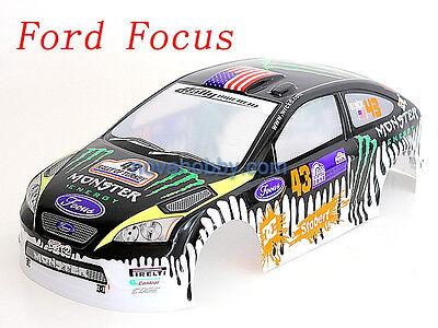 1//10 RC Painted Precut On Road Drift Touring LeFerrari Car Body Shell 190mm