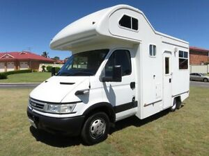 2006 Iveco 4 Berth Motorhome – AUTO - COMPACT Glendenning Blacktown Area Preview