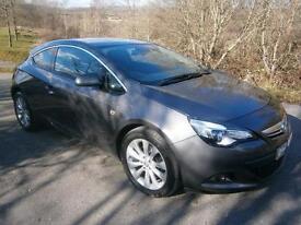 Vauxhall Astra GTC 1.7CDTi 16v ( 130ps ) 2012 SRi
