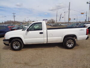 2007 CHEVROLET SILVERAD0 1500-4×4-ONE OWNER--ONLY 139,000KM