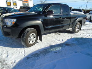 2013 Toyota Tacoma V6 AUTO,AIR POWER GROUP 4X4 WE FINANCE!!