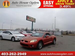 2006 Mitsubishi Eclipse GT Leather Sunroof Everyone approved
