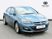 2012 VAUXHALL ASTRA HATCHBACK SPECIAL E