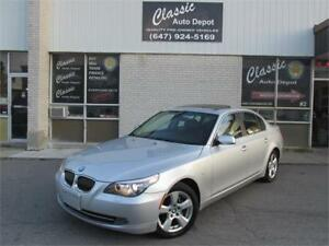 2008 BMW 528XI *LEATHER,SUNROOF,ALL WHEEL DRIVE,VERY CLEAN!!!*
