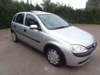 2003 VAUXHALL CORSA 1.2 5 DOOR HATCHBACK REALLY ECONIMIC