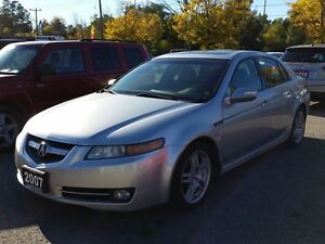 2007 Acura TL WELL MAINTINED SERVICE RECORDS