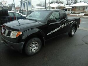 Nissan Frontier King Cab XE I4 2WD 2006