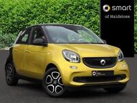 smart forfour PRIME PREMIUM (yellow) 2015-09-21