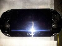 GREAT CONDITION PLAYSTATION VITA USED TWICE NO CHARGER CABLE