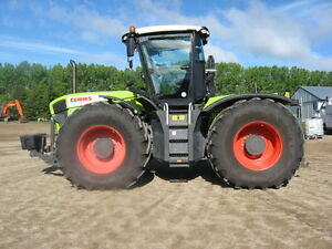 FOR SALE CLAAS 3800 TRAC VC TRACTOR