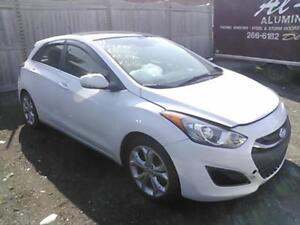 2014 Hyundai Elantra GT Automatic FOR PARTS