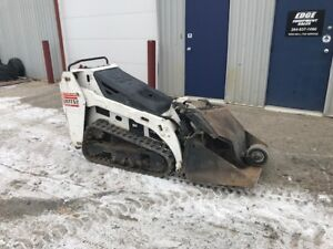 2012 BOBCAT MT52 SKID STEER LOADER