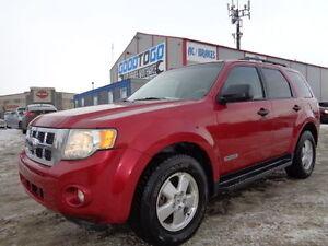 2008 Ford Escape XLT 4WD SPORT--2.5L 4 CYL AUTO--EXCELLENT SHAPE Edmonton Edmonton Area image 8