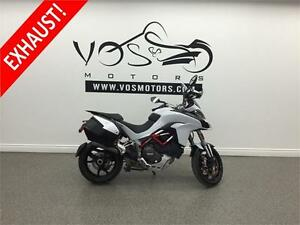 2015 Ducati Multistrada S 1200-Stock#2702-No Payments For 1 Yr**