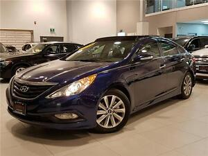 2014 Hyundai Sonata LIMITED-NAVIGATION-LEATHER-PANO ROOF-LOADED