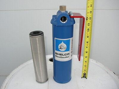 New 40 Micron Cleanable Fuel Oil Filterwaste Oil Heatersburnersfurnacewvo