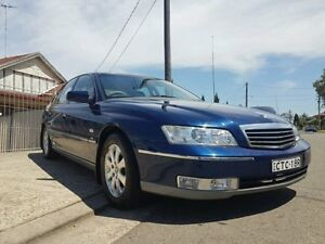 2003 Holden Statesman WK V8 Blue 4 Speed Automatic Sedan Yagoona Bankstown Area Preview