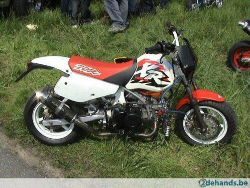 honda xr70 wit