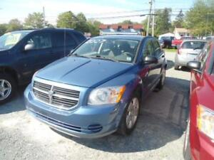 2007 CALIBER SXT 4 DOOR AUTO ONLY135,614 KM NEW MVI EXTRA CLEAN