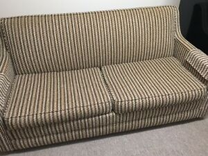 Contemporary Couch that also is a Hide-a-Bed