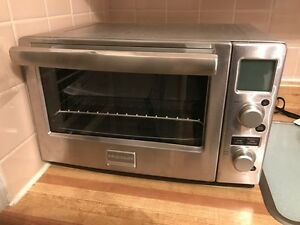 4 month old toaster oven