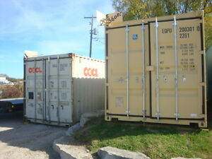 20' 40' and 40 High cube Shipping Containers PETERBOROUGH ON Peterborough Peterborough Area image 6