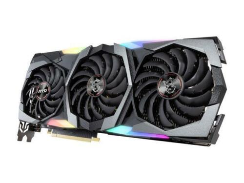 MSI GeForce RTX 2080 GAMING X TRIO Video Card 8GB 256-Bit GDDR6 2