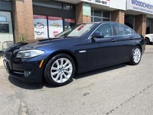 2013 BMW 5 Series 528i xDrive NAVIGATION  360* VIEW CAMERA